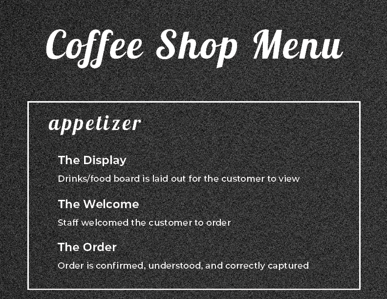Coffee Menu_Appetizer